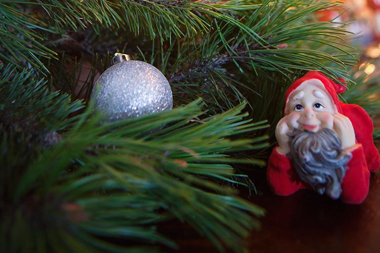 Stressa inte bort julen