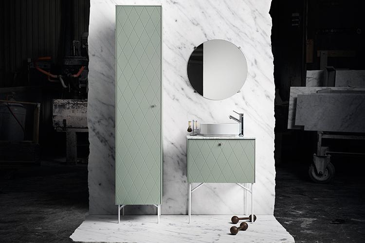 Lyxigt badrum med enkla medel