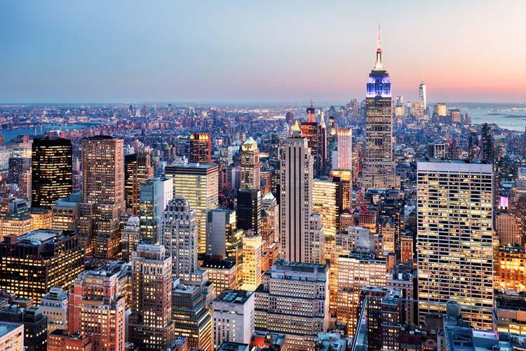 Manhattaninspiration för ditt hem