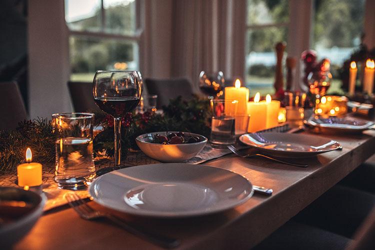 Nyårsfirande - 5 kök att fira nyår i
