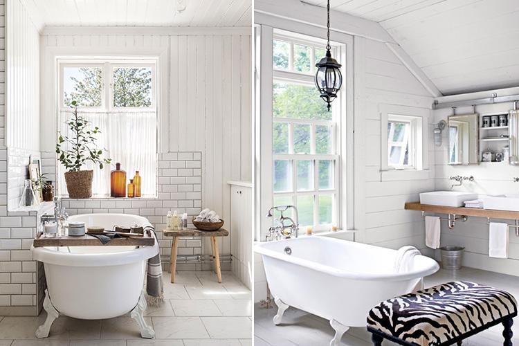 Drömmiga badkar för ditt vardagslyx