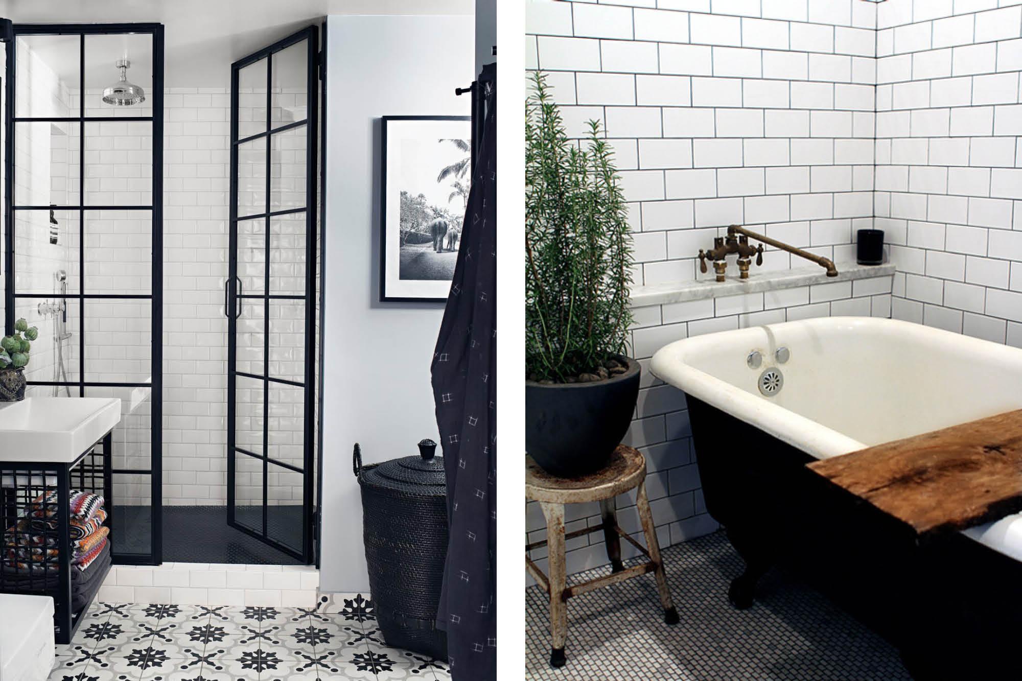 industriella-badrum-svart-duschvagg-glassvagg-svart-fog